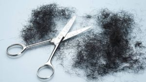 Desinfectar tijeras peluqueria