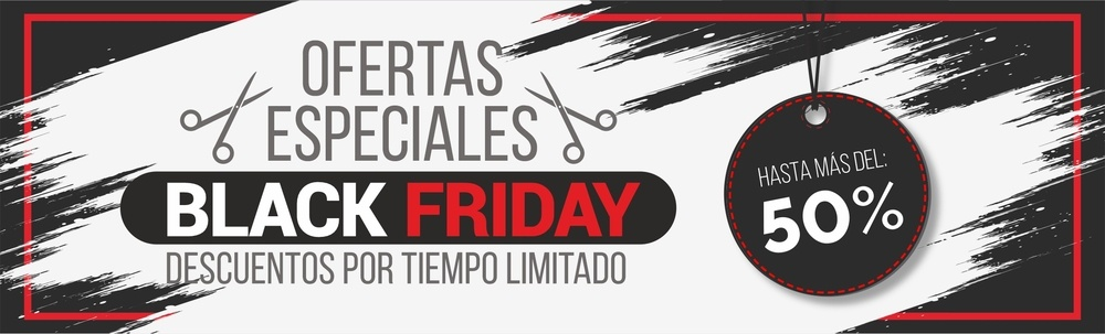 Oferta BLACK FRIDAY para comprar tijeras